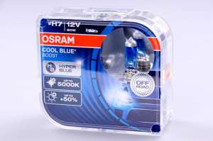 BOX OSRAM COOL BLUE BOOST H7