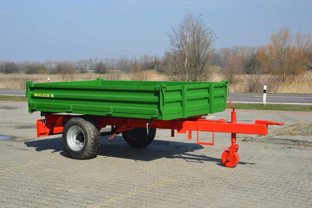 Tříbodový traktorový hák