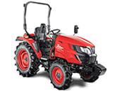 Traktory Zetor řady Compax 25 - 40 HP