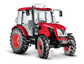 Traktory Zetor řady Major 80 hp